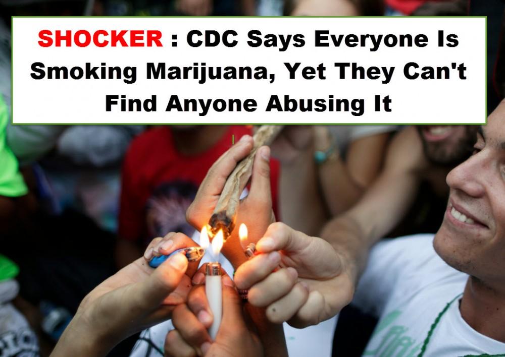 CDC AND MARIJUANA