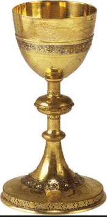 CATHOLIC CHALICE JESUS CUP