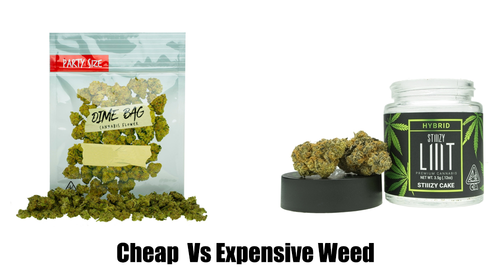 cheap vs Expensive weed - 10 Best Cannabis Strains from California in 2020