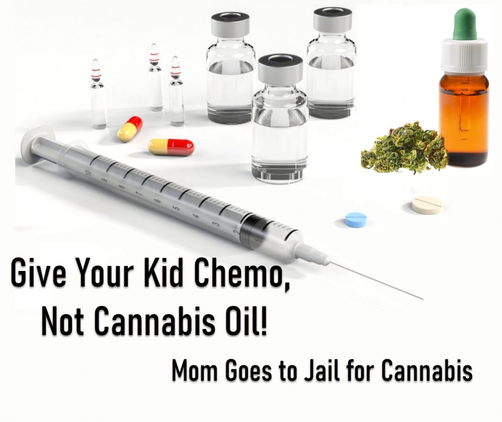 CHEMO OR CANNABIS OIL
