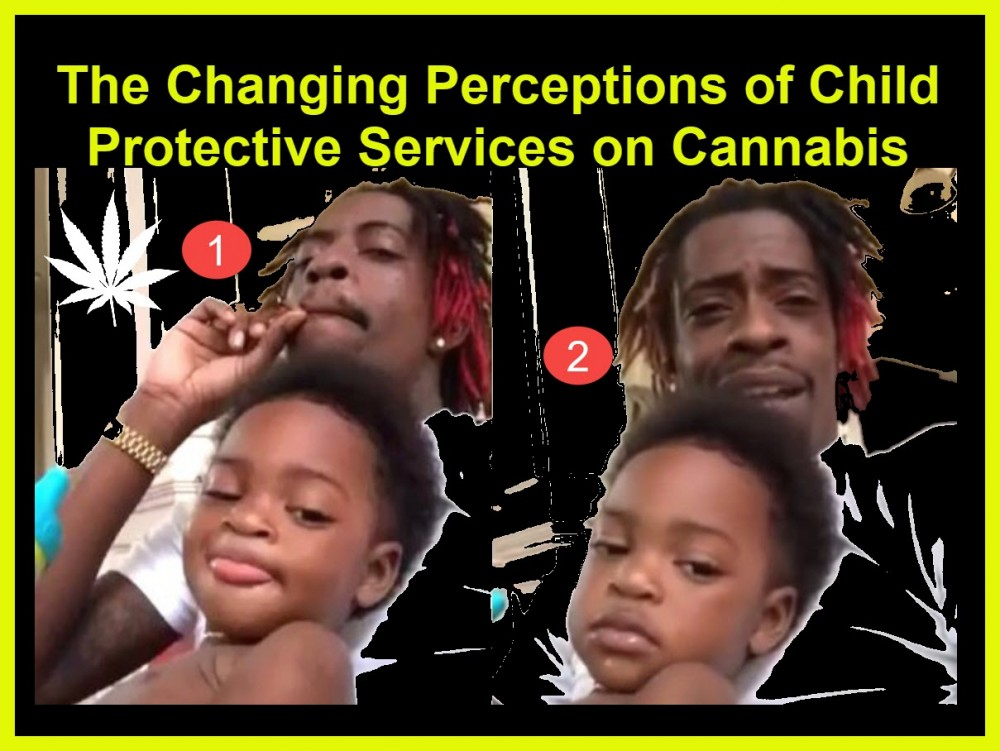 CHILD SERVICES AND MEDICAL MARIJUANA CARDS
