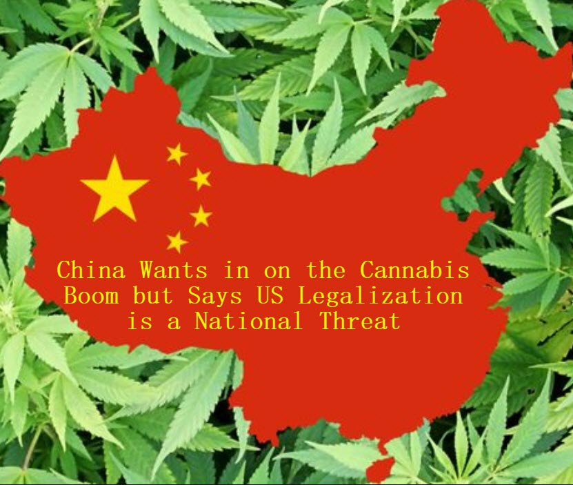 CHINESE ON HEMP AND MARIJUANA