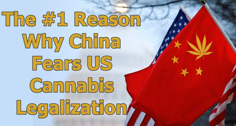cannabis in china and the US