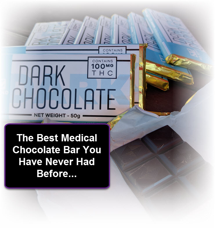 CANNABIS CHOCOLATE BARS BEST