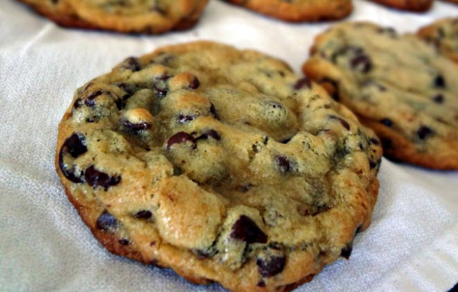 cannabis chocolate chips cookies
