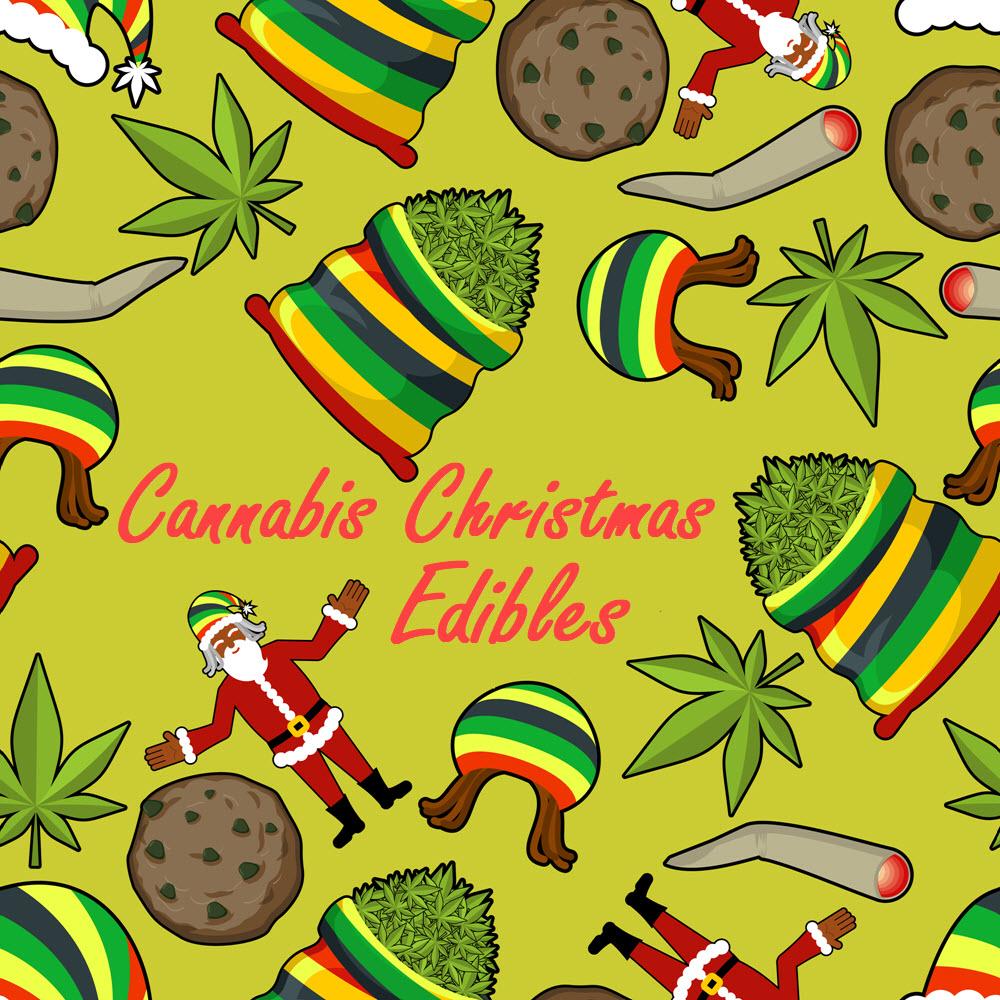 cannabis christmas edibles