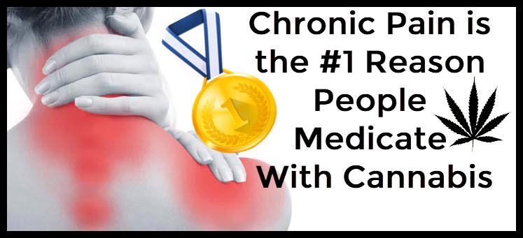 marijuana for chronic pain is the best