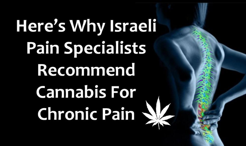 chronic pain treatments marijuana cannabis