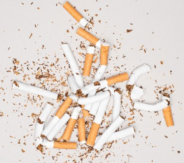 cigarette smoke vs cannabis smoke