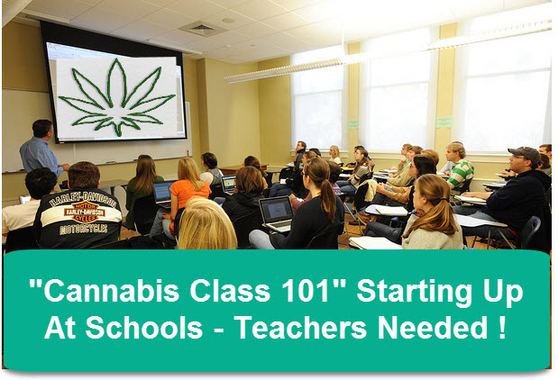 CANNABIS CLASSES