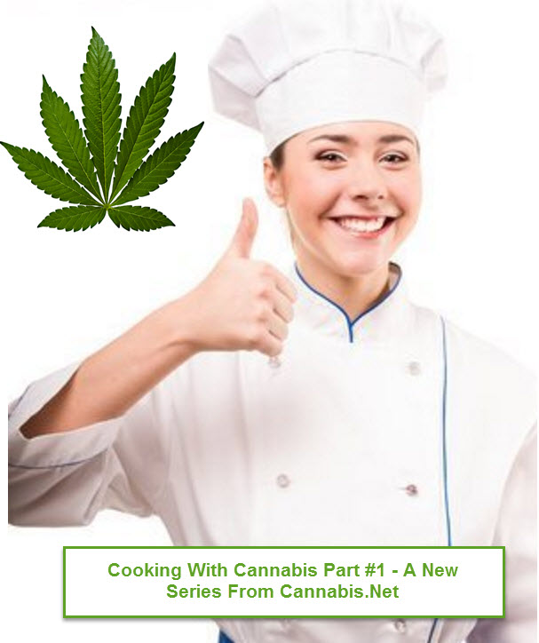 how to cook with cannabis oil