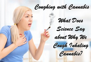 COUGHING FROM SMOKING WEED