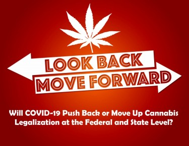 COVID AND MARIJUANA LEGALIZATION HELP OR HURT