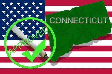 Connecticut goes legal marijuana