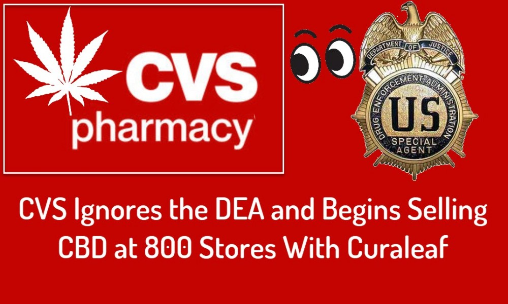 cvs sells cbd