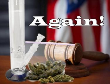 DEA sued for marijuana again