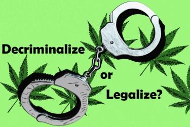 legalize or decriminalize