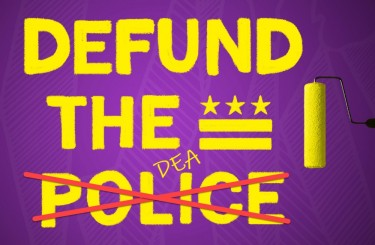 defund the DEA