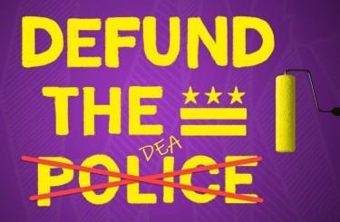 defund the DEA