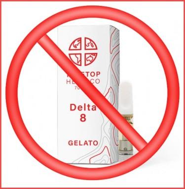 STATES BANNING DELTA-8