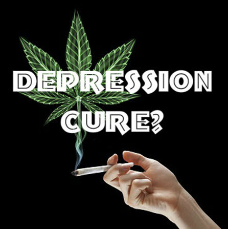 depression and medical marijuana treatments