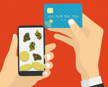 digital payments for weed
