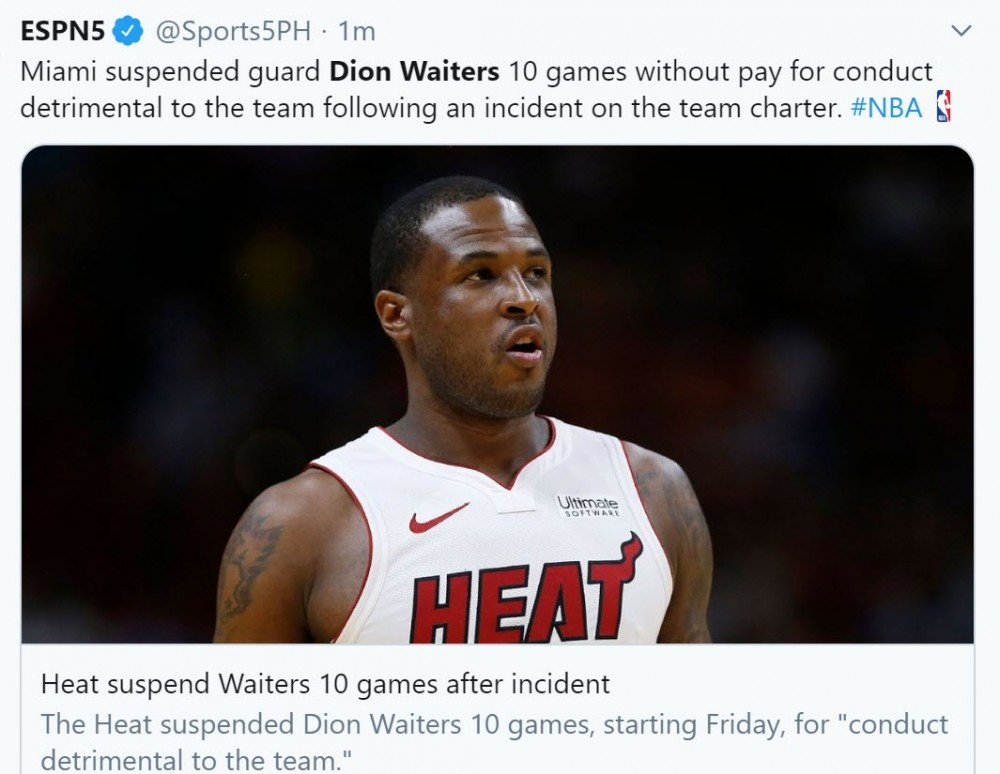 dion waiters edibles