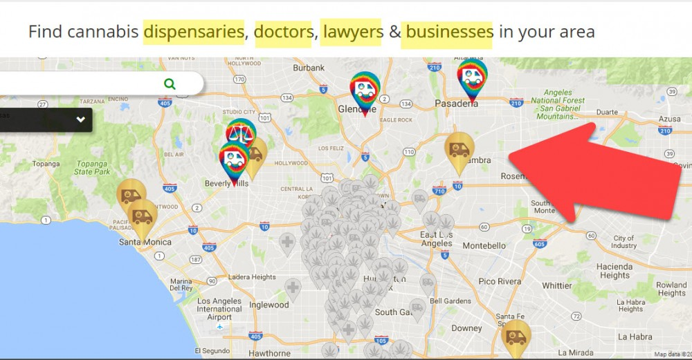 LOS ANGELES DISPENSARIES