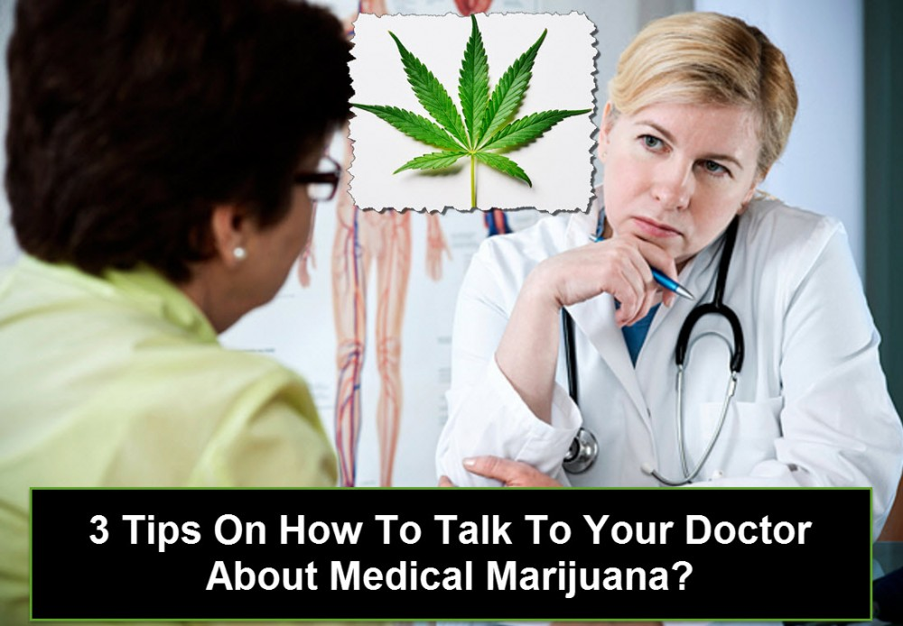 ASKING YOUR DOCTOR ABOUT MARIJUANA