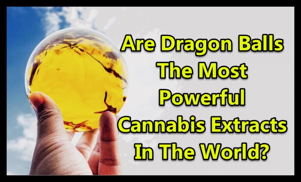 dragon balls cannabis