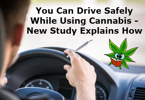 DRIVING SAFELY WITH CANNABIS