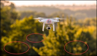 drones to look for illegal cannabis grows