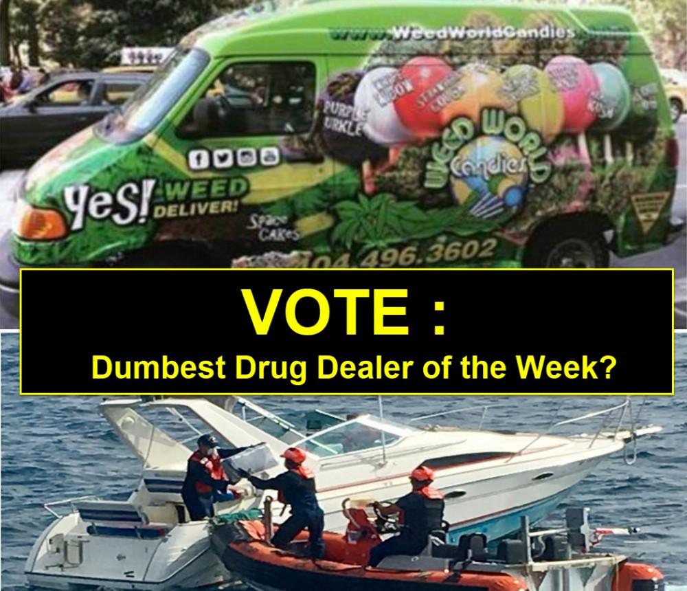DUMB DRUG DEALER