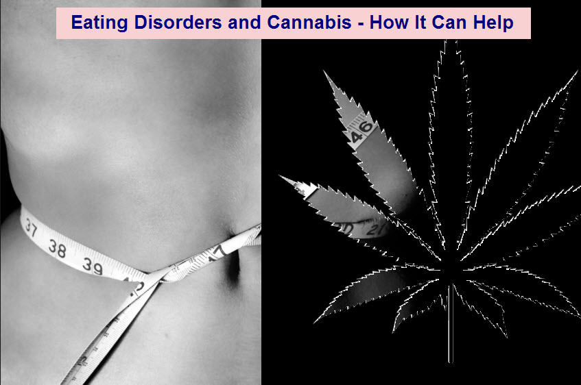 CANNABIS FOR EATING DISORDERS