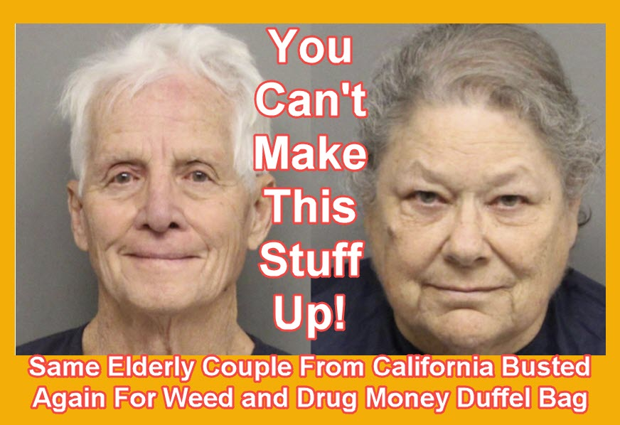 elderly couple busted with weed