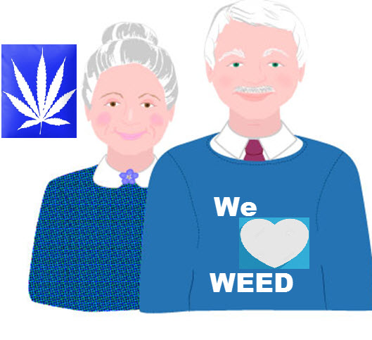CANNABIS FOR SENIORS