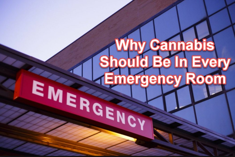 cannabis in the emergency room
