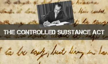 the controlled substance act