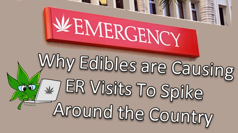 GOING TO THE ER FOR EDIBLES
