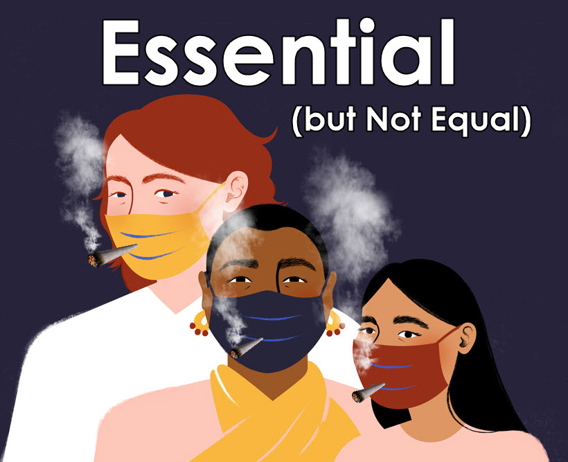 ESSENTIAL BUT NOT EQUAL