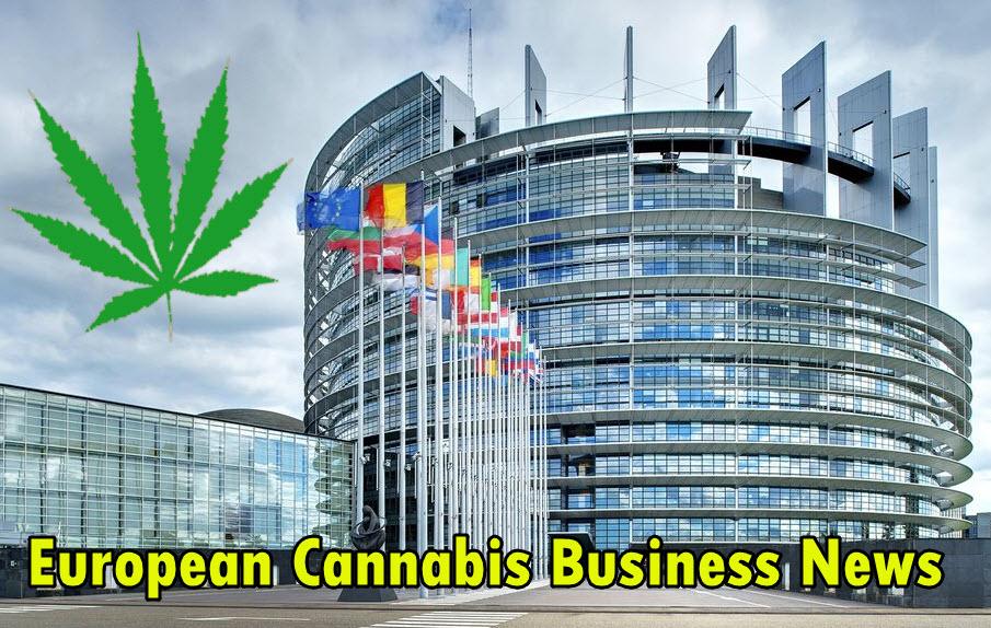 european cannabis business news