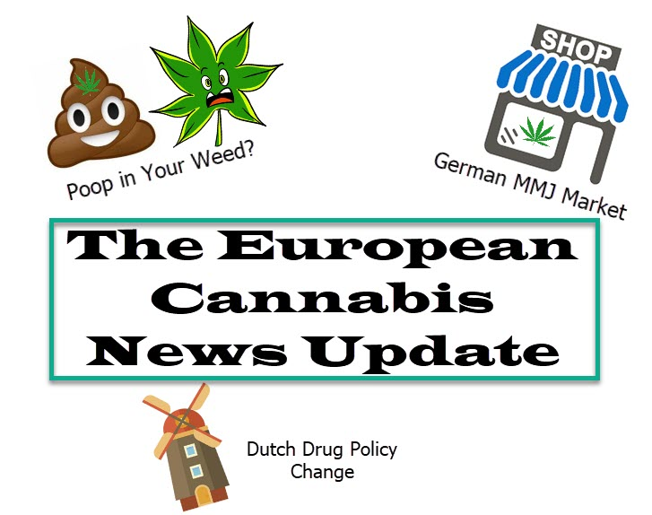 CANNABIS NEWS IN EUROPE THIS WEEK