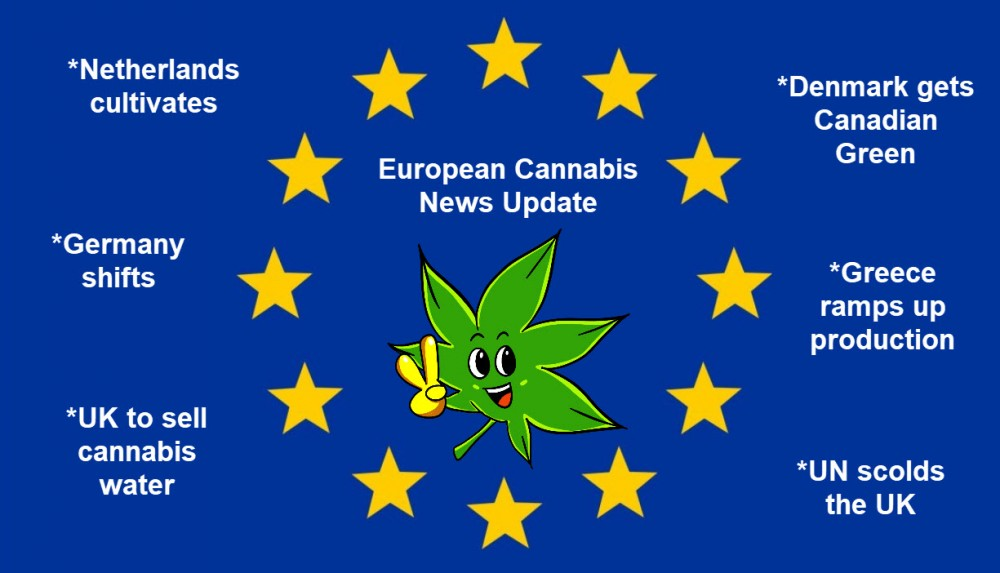 CANNABIS NEWS EUROPE