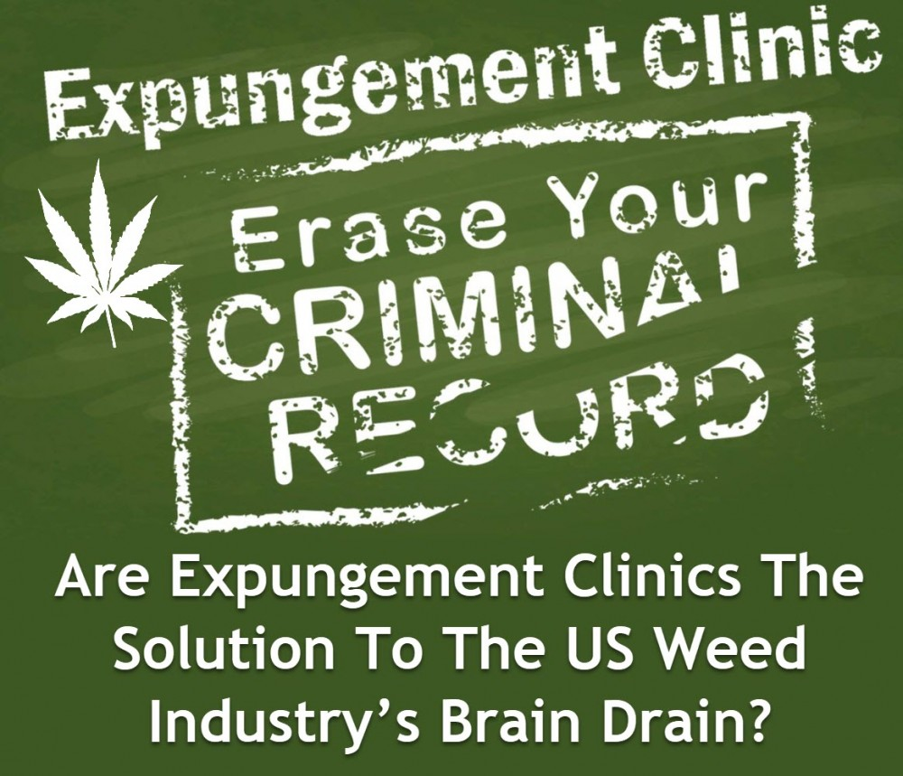 expunegment clinic for cannabis