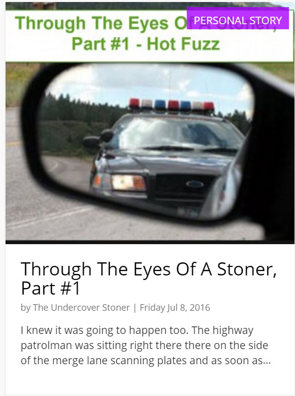 THINKING AS A STONER