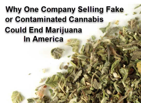 FAKE CANNABIS LAWS