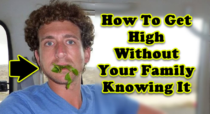 how to get high