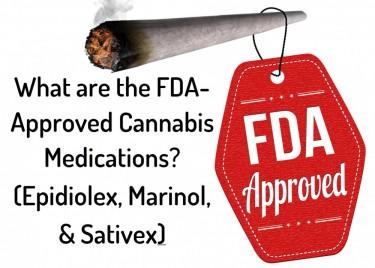 FDA APPROVED CANNABIS MEDS