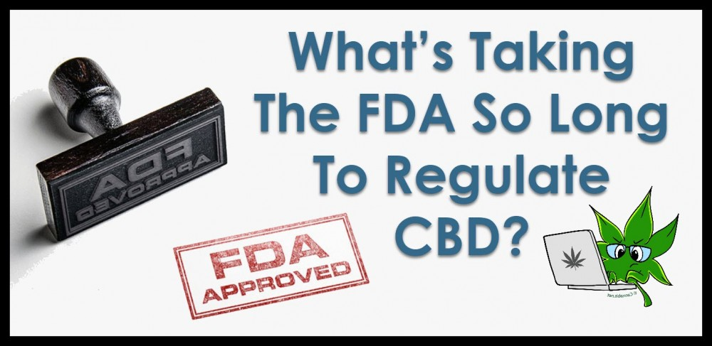 fdaoncbd   Copy 1 - The FDA Releases Their Cannabis Research Playbook