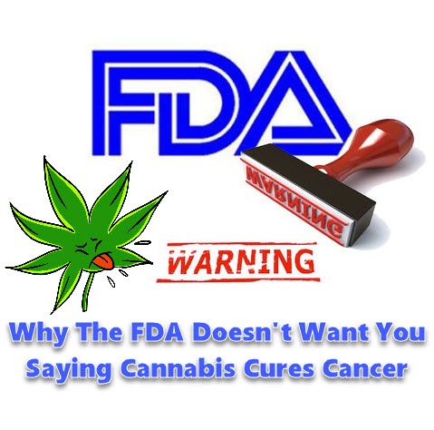 FDA ON CURING CANCER WITH CANNABIS